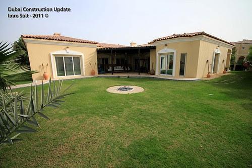 Green Community West bungalow photos, Dubai, 05/April/2011 by imredubai