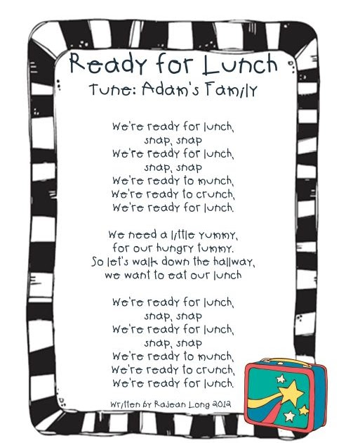 Coloring 2+ Pages Preschool Songs For Lunchtime - Austin ...