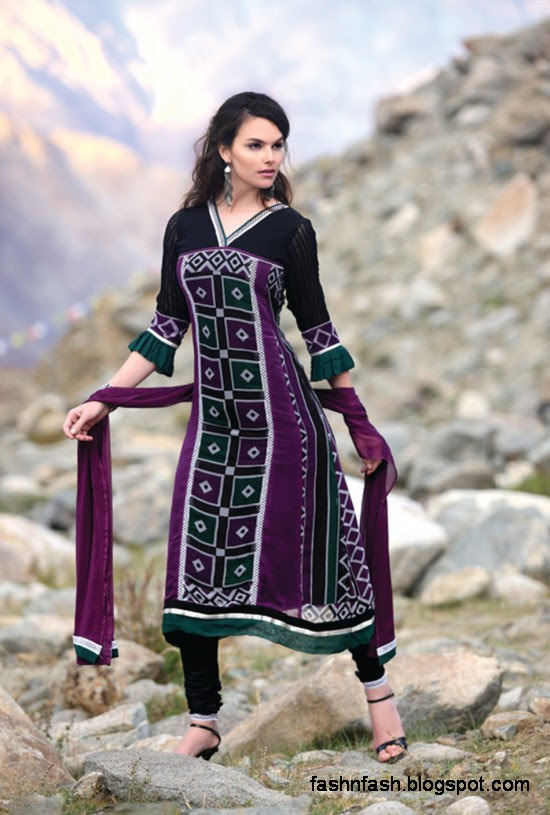 Indian-Pakistani-Casual-Shalwar-Kameez-Design-Churidar-Salwar-Kamiz-New-Trend-Fashion-Dress-4