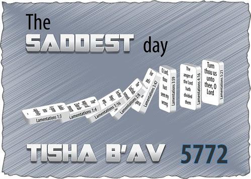 5772 Tisha B'Av