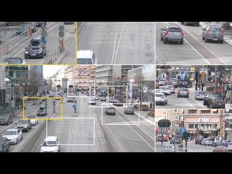 .助力城市交通安全 安控技術無處不在