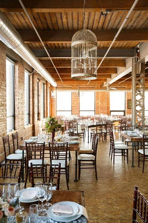 City View Loft Weddings   Get Prices for Downtown Chicago