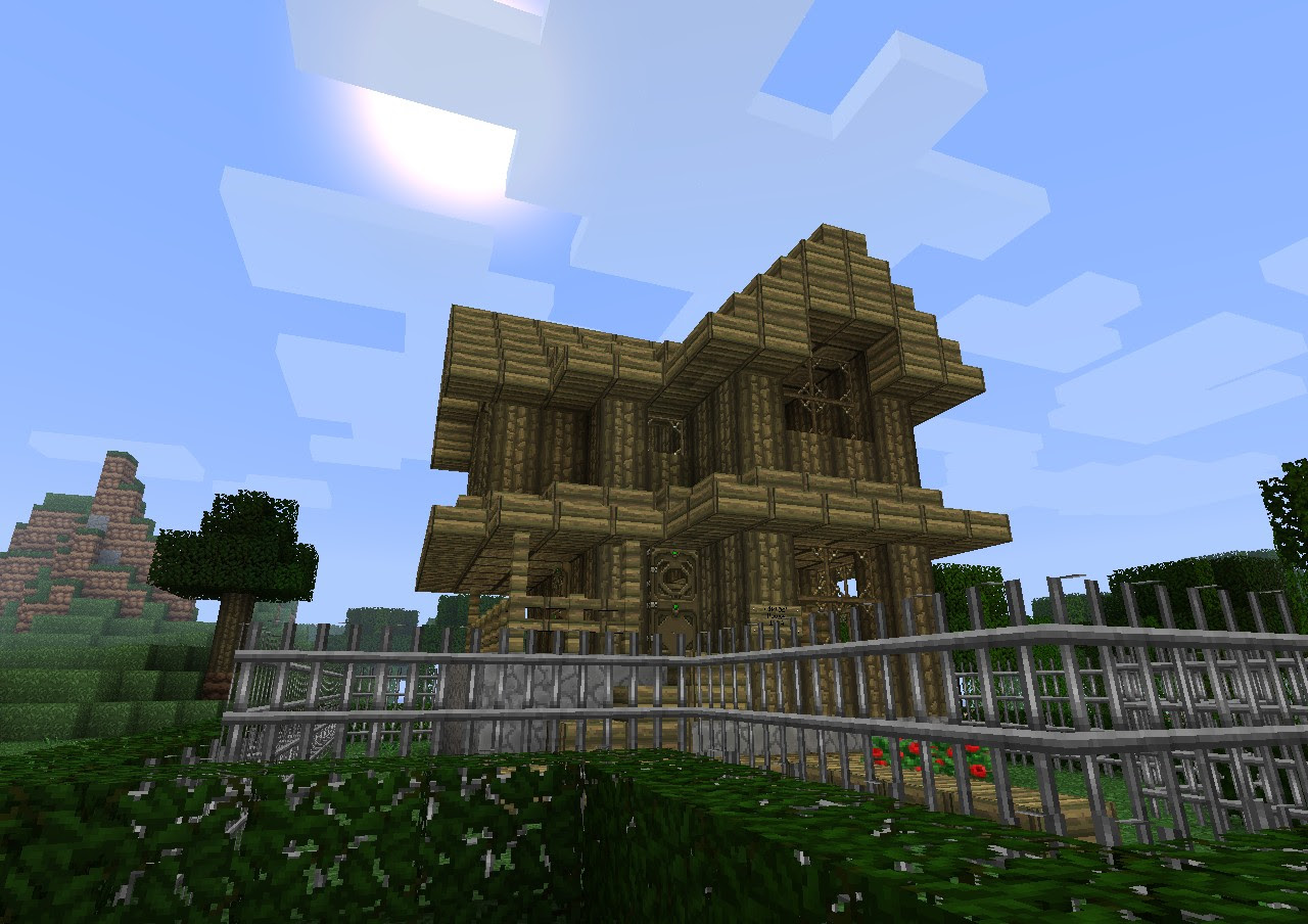 Small Cottage Minecraft Project