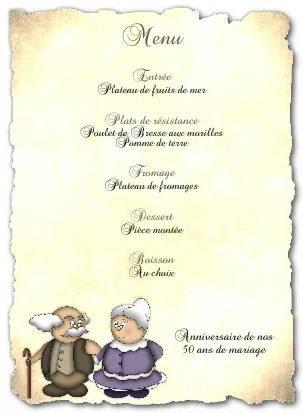 Modele Carte Menu Anniversaire Gratuit Pour | dasaquenguli web