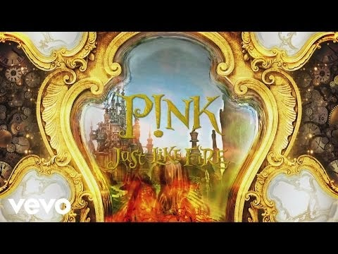 just like fire, nuova canzone di pink per alice attraverso lo specchio
