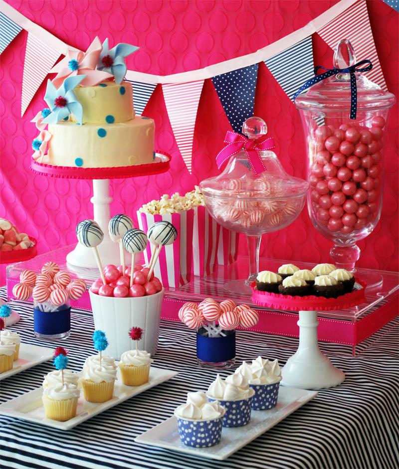 Stylish Kids Parties Project Nursery