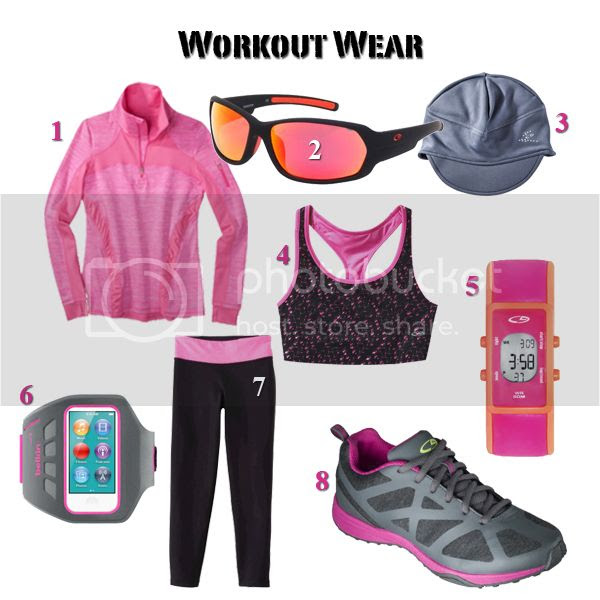 what to wear for working out, cute fitness fashion for Women at Target