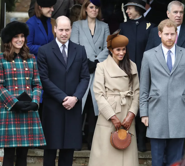 The royal family actually has a Whatsapp group that they are 'scared to leave'