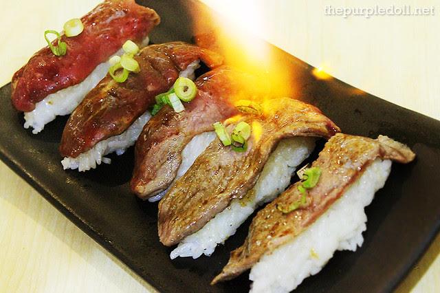 Starking Fire Sushi P160