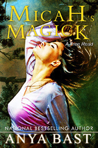 Micah's Magick (Elemental Witches, #4.1)
