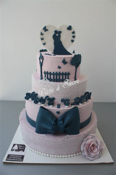 Wedding Cake Compiègne et Creil ? Gâteau de mariage dans l