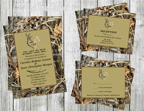 Best 25  Camo wedding invitations ideas on Pinterest