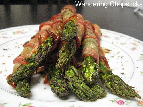 Bacon-Wrapped Asparagus 1