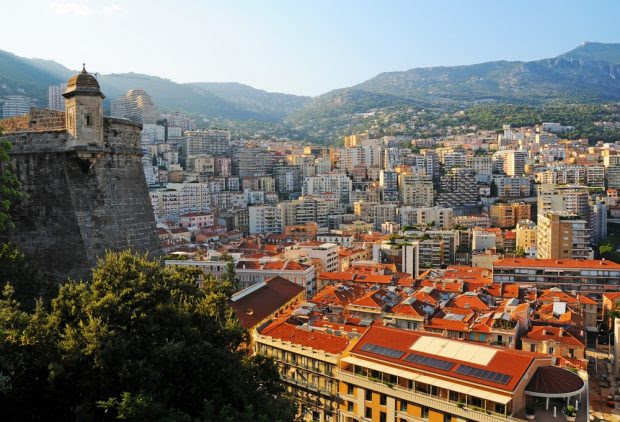 A Guide to the Districts of Monaco