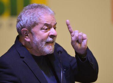 Derrotado no STJ, Lula diz que levará candidatura 'até as últimas consequências'