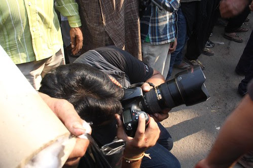 Even God Cant Save You From Being Shot By A Photographer by firoze shakir photographerno1