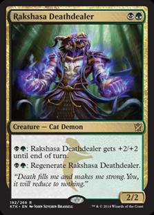 Rakshasa Deathdealer