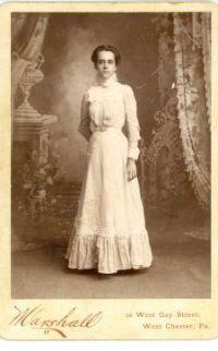 Cabinet Card 1900