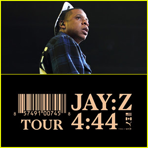 Jay-Z Announces North American '4:44' Tour - See Tour Dates!