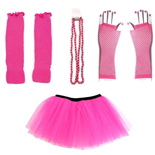 Dreamdanceworks 80s Fancy Costume Set -