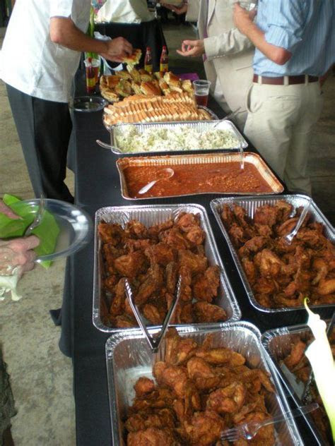 Down home Southern Wedding Buffet. DPMc   Weddings