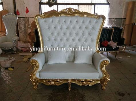 Cheap Wedding Throne King And Queen Chairs For Sale   Buy