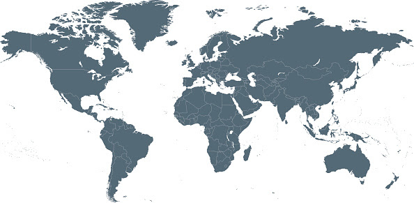 Image result for world map