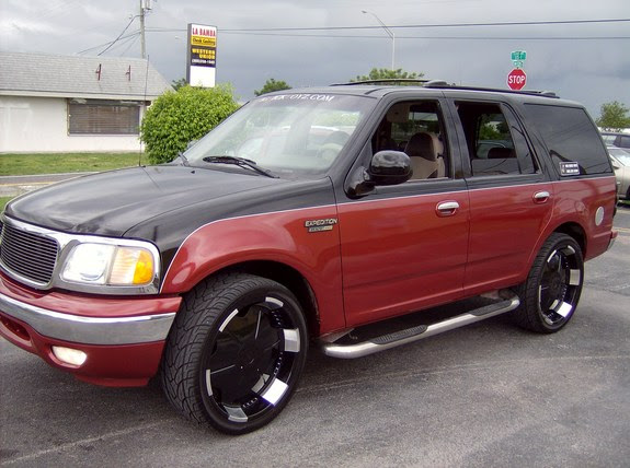 South_beach_fl 1999 Ford Expedition Specs Photos