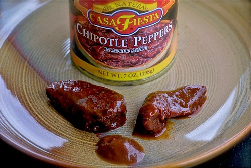 chipotle chilis in adobo sauce