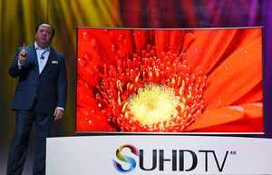 CES 2015: Manufacturers bank upon cheaper 4K TVs for growth