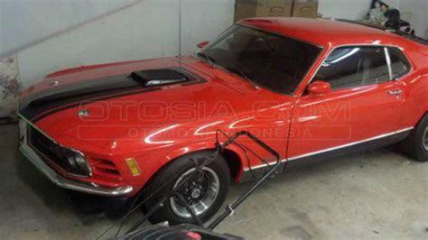dijual mobil bekas surabaya ford mustang  otosiacom