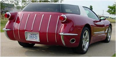 Advanced Automotive Technologies - 1953 Corvette Wagon