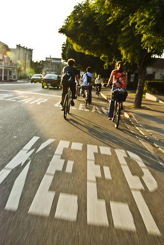 KEEP pedaling. :)