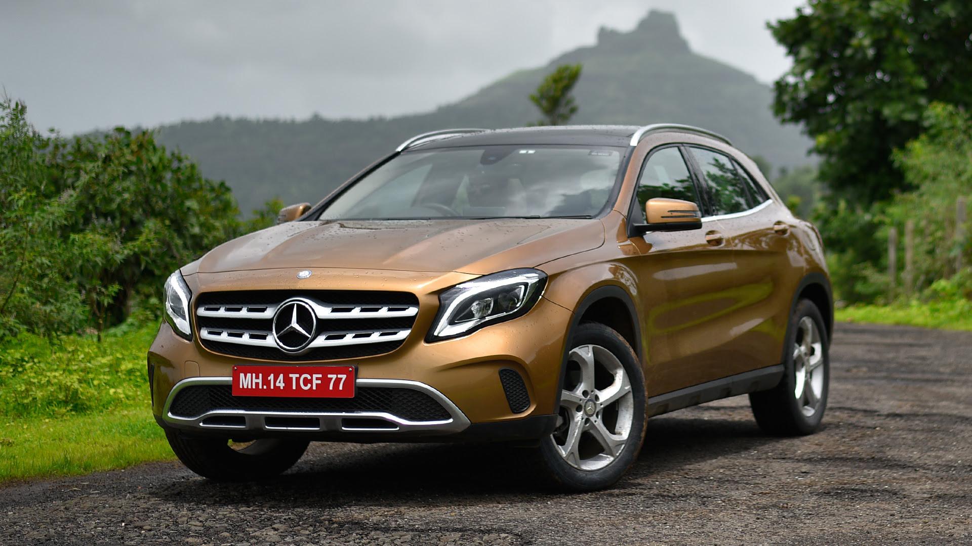 Mercedes-Benz GLA 2018 - Price, Mileage, Reviews ...