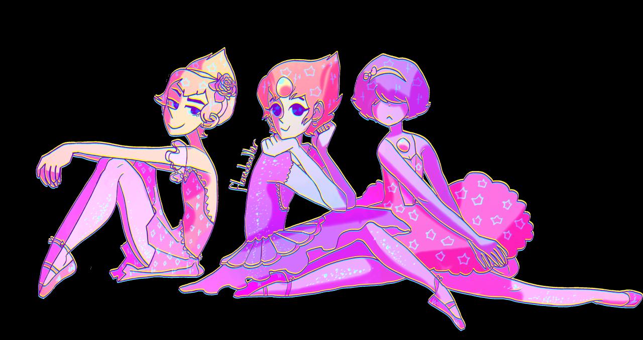 Ballerina Pearls,, Speedpaint   Redbubble