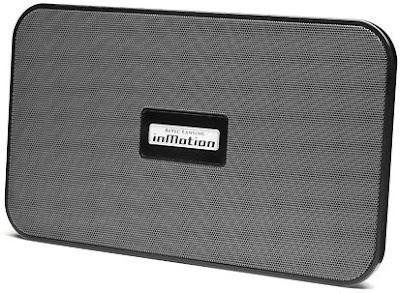 Altec Lansing Inmotion Soundblade speakers - Review