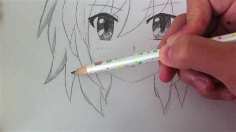 drawing  basic manga girl youtube