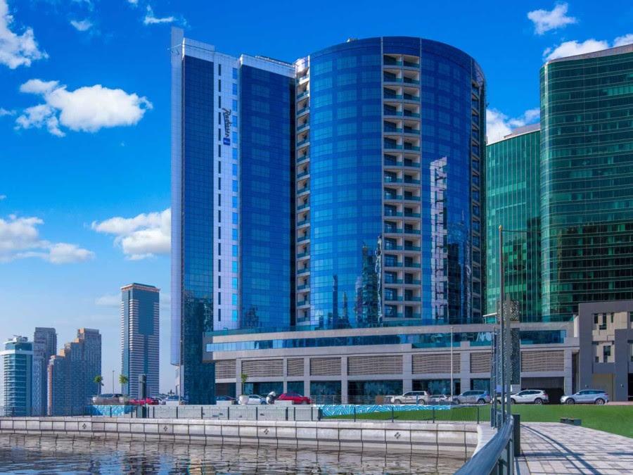 Radisson Blu Hotel Dubai Waterfront: The Friendliest 5 ...