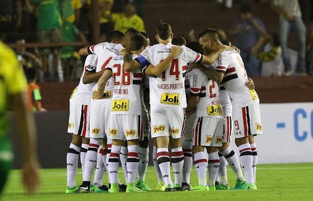 Com empate, sem gols, a decisão Tricolor será em casa