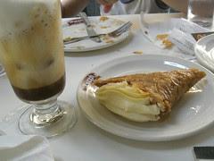 trigonaki panoramatos politiko pastry shop XATZHS thessaloniki