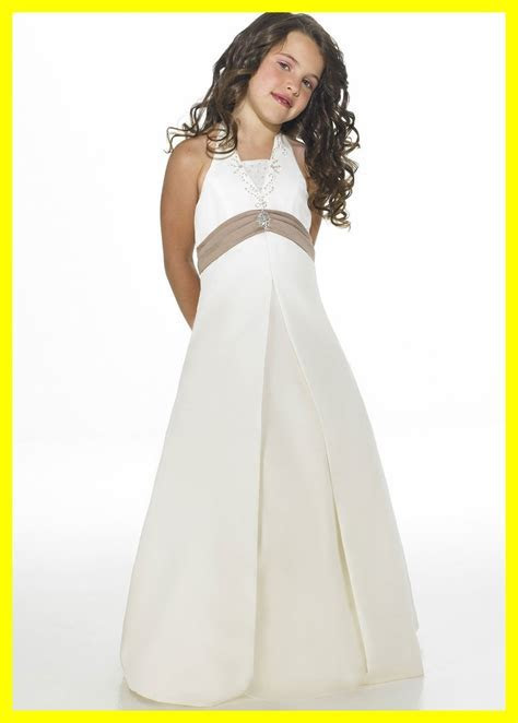 Confirmation Dresses Flower Girl Canada Online Gold Girls
