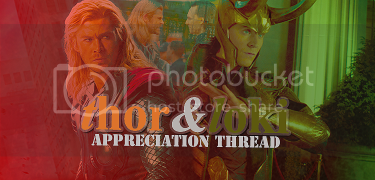 The Avengers Asgard Brothers Thorloki 5 Youre My Brother
