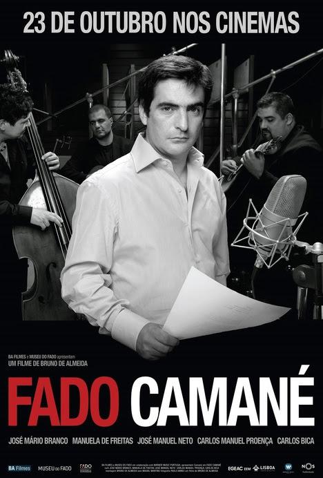 Poster do filme Fado Camané