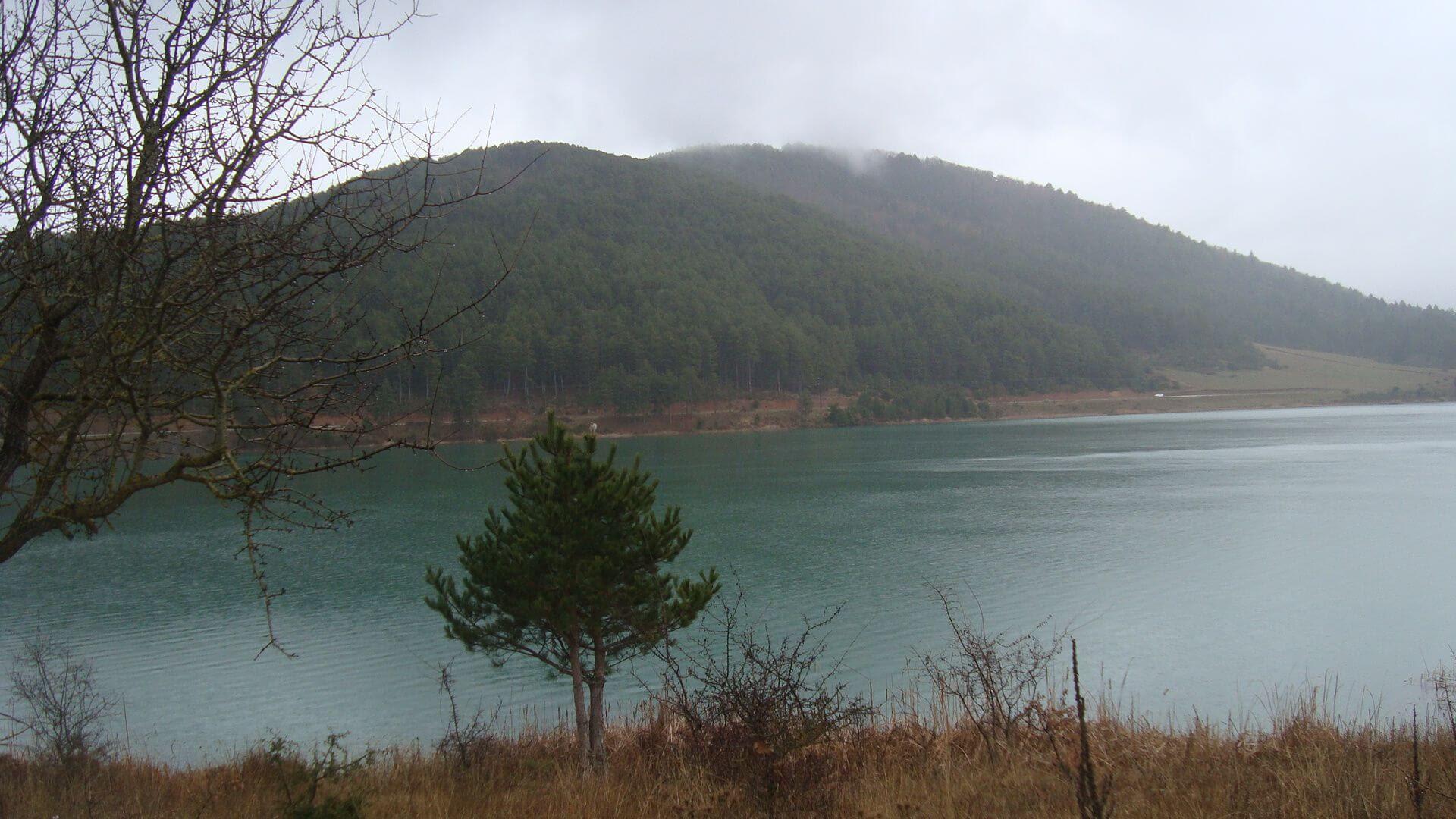 Λίμνη Δόξα7 270-xulokastro-trikala-korinthias-limni-doxa-idaniki-kontini-apodrasi