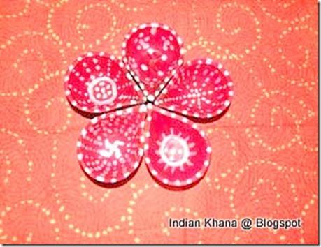 How to Decorate Diyas