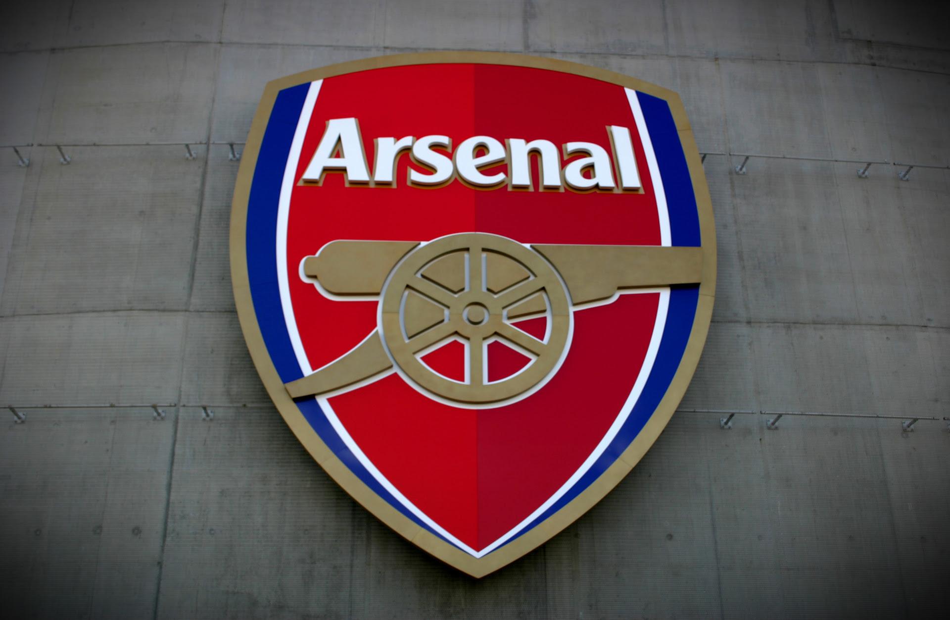 Arsenal Logo Wallpapers | PixelsTalk.Net