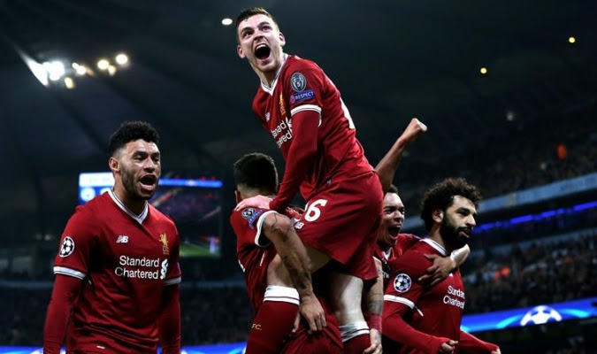 Liverpool asaltó Manchester / EFE