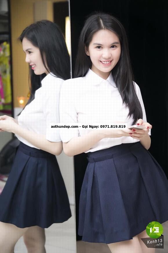 váy đồng phục học sinh tiểu học