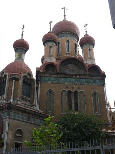 Bucharest by Yekkes