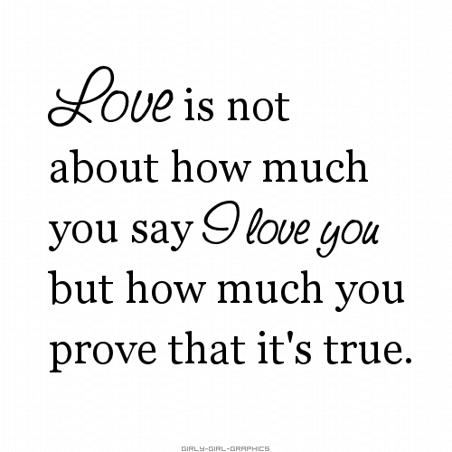 Love Truth Quote Life Text Quotes Believe Words True Heart Promises